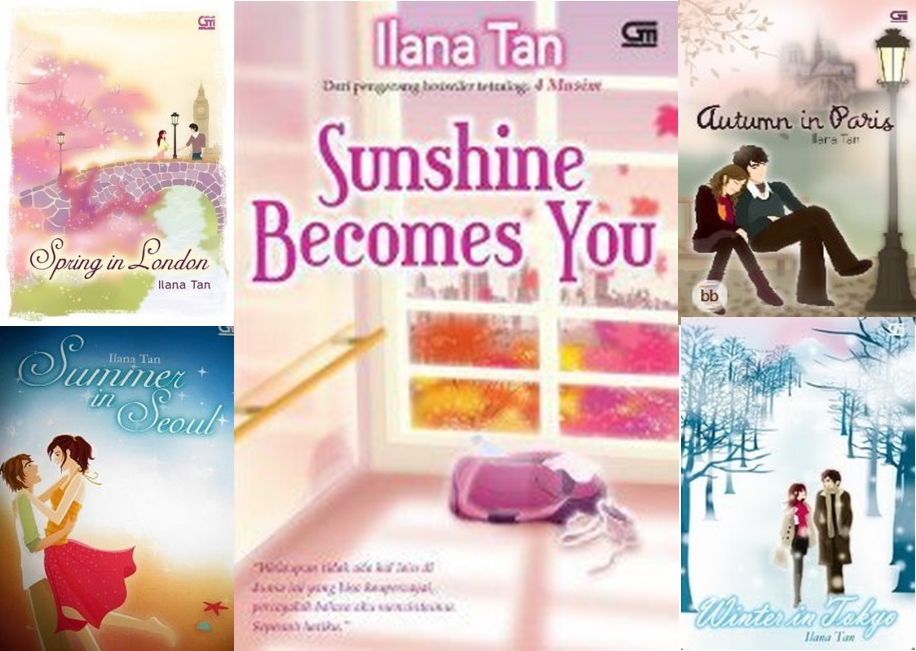 Ebook Ilana Tan Spring In London